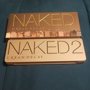 Naked 1 and 2 NWT